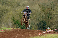Premier MX Motorcross Championship 1st Round - Little Silver 4th March 2017