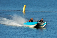 EBPBSC Boat Racing, Exmouth Duck Pond Dec 2013
