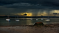 Bathing Boats - Lympstone