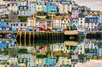 Brixham Reflection