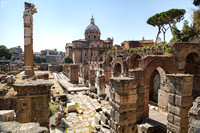 Rome - The Forum